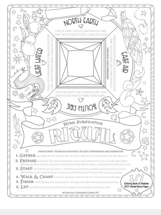 Book Of Shadow Coloring Pictures Witch Coloring Pages Book Of Shadows Book Of Shadow