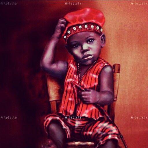 Elegua Elegua Imagenes Orishas Yoruba Divino Niño De Atocha