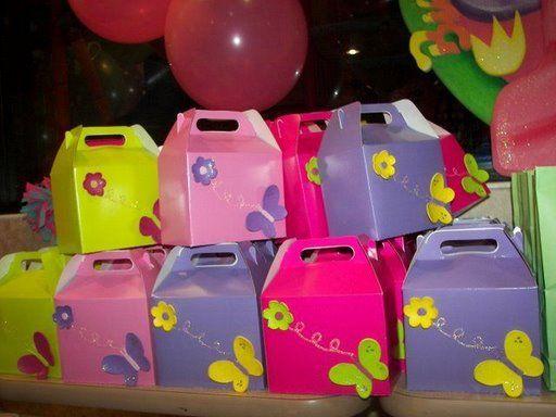 Decoraciónes fiestas infantiles de mariposas y flores - Imagui