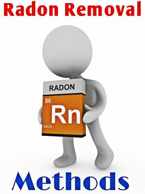 How To Remove Radon From Well Water Radon Remodel How To Remove