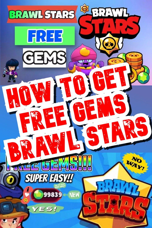 How to get FREE Gems in 2020 Free gems, Brawl, Hacks