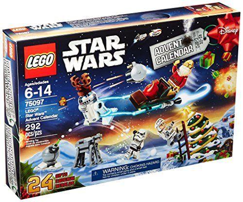 Lego Star Wars 75097 Advent Calendar Building Kit Http Www