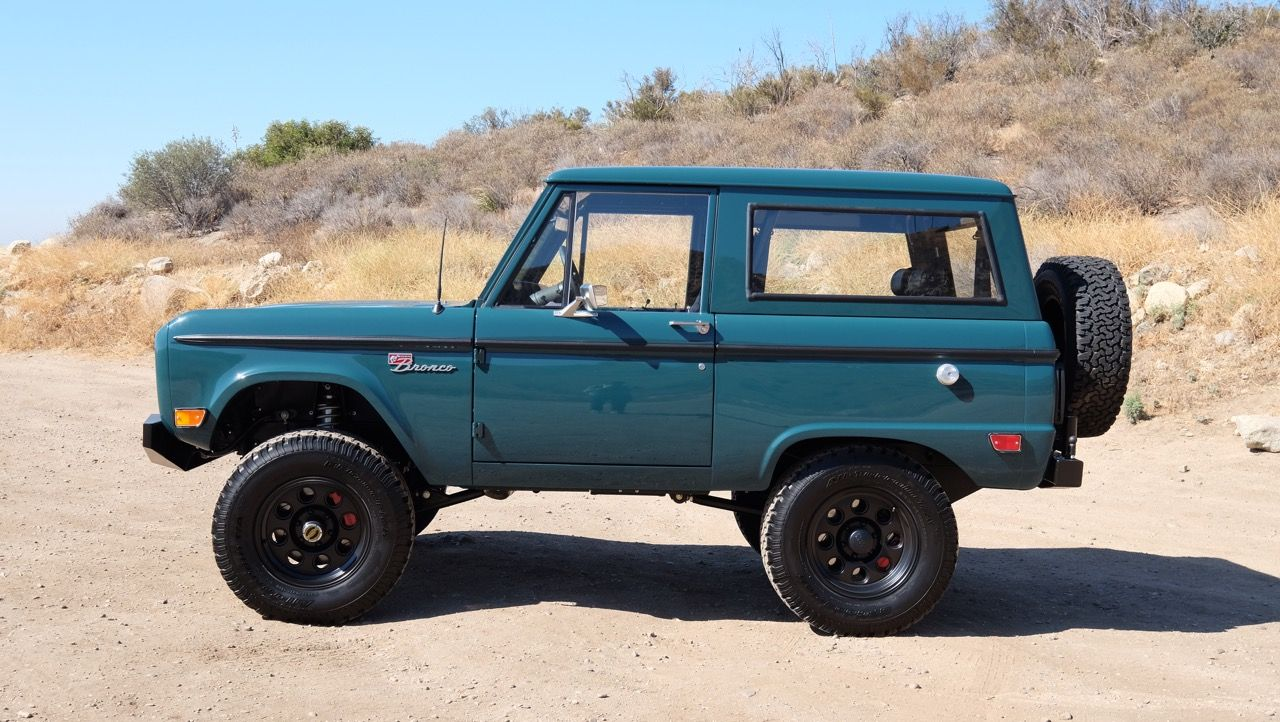 1969 Bronco Lifted Ford Icon Kick Ass Cars Trucks Pinterest 1280x722