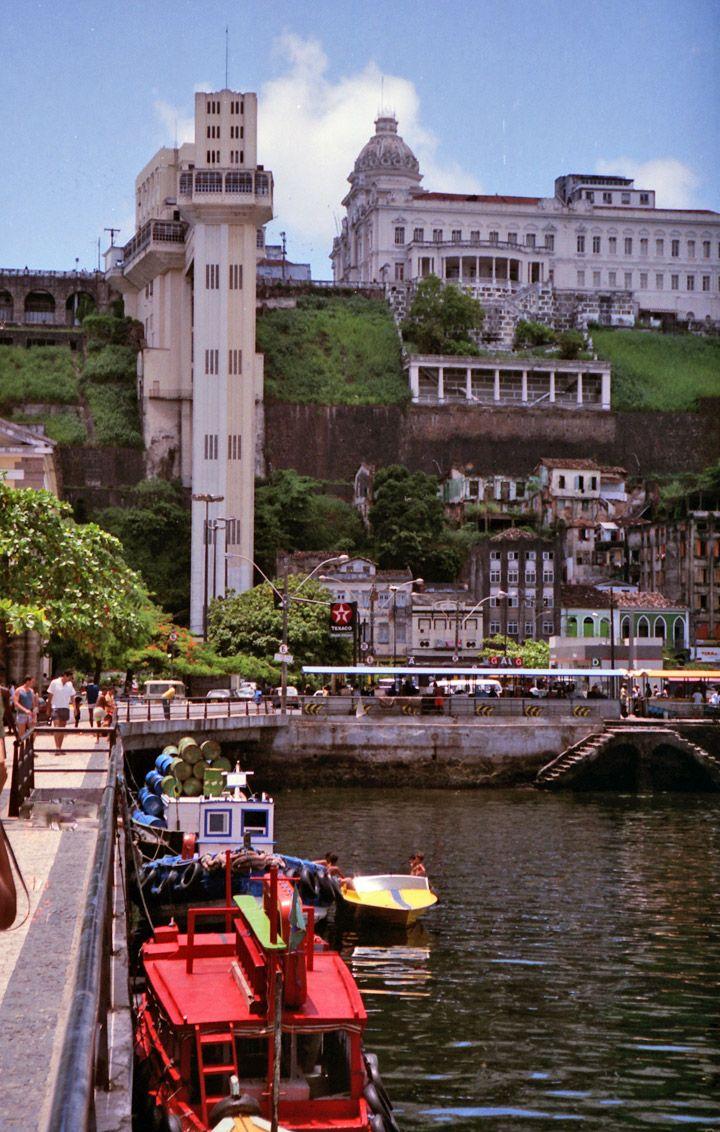 Lower City of Salvador, Bahia, Brazil - Travel Photos by Galen R Frysinger. Sheboygan, Wisconsin