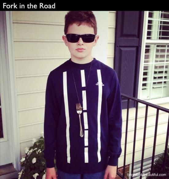 16-Last-Minute-Halloween-Costumes-for-Lazy-People-014 Halloween - last minute halloween costume ideas teens