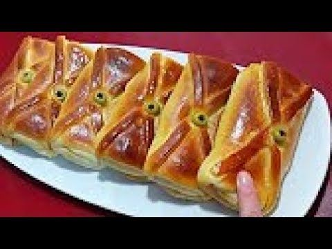 طريقة تشكيل معجنات و فطائر بشكل رائع How To Form Pastries And Pies Wonderfully Youtube Food Middle East Food Breakfast