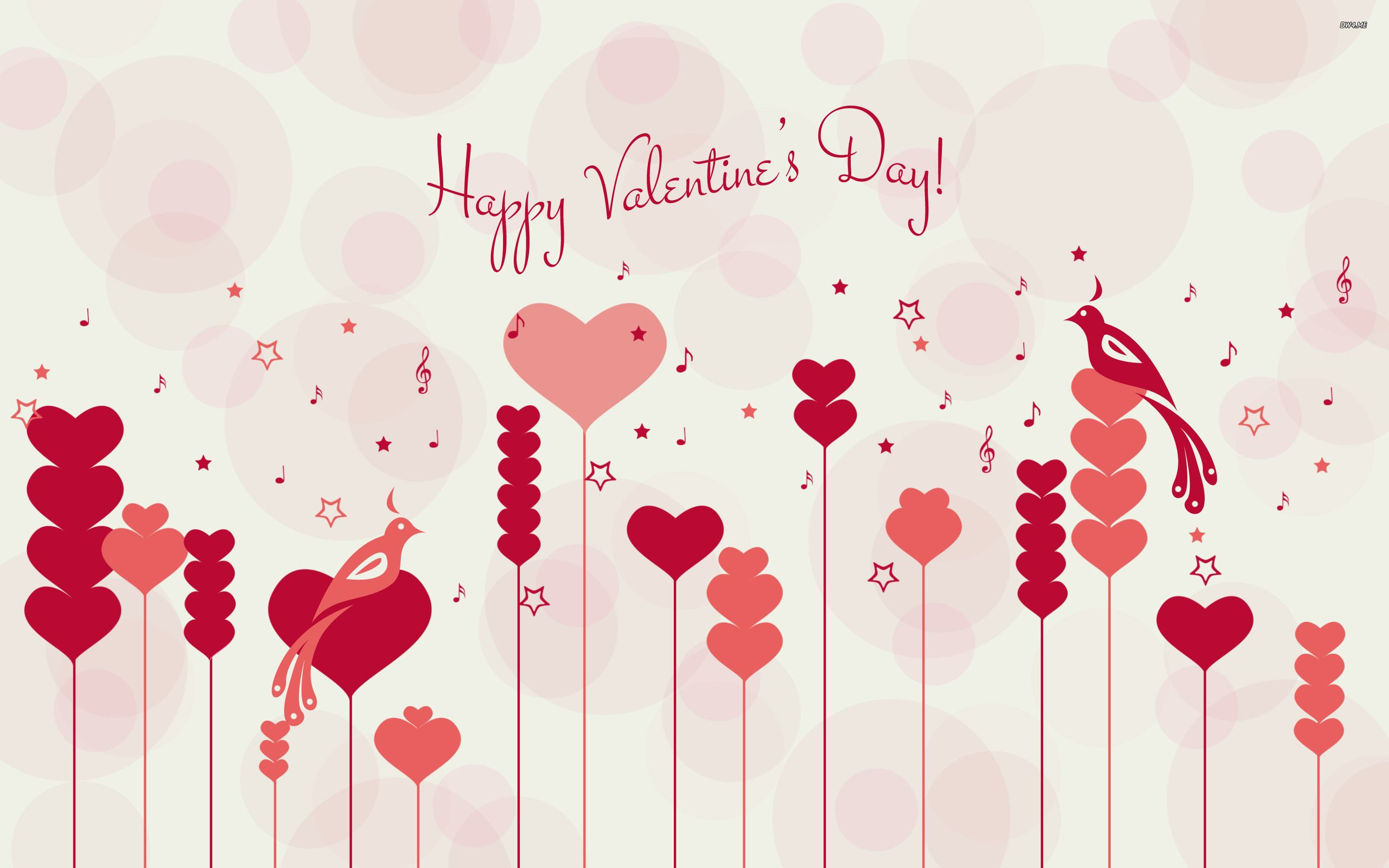 Happy Valentine's Day wallpaper - Holiday wallpapers ...