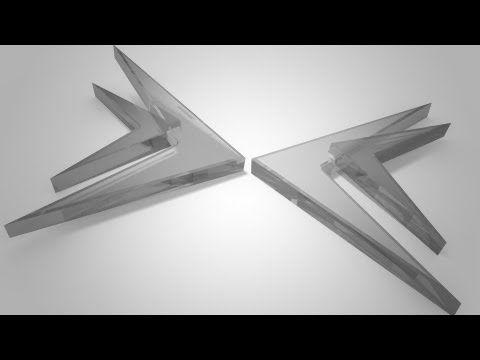 3D Glass Logo Effect | Photoshop CS6 Extended Tutorial ...