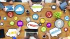 """Mediawijsheid: het nieuwe lezen en schrijven """" Laat je leerlingen je CTO zijn (chief Technology Officer), maar blijf hun CEO."""" Pedro De Bruyckere - pedagoog Arteveldeschool Gent #sociale media & leren"""