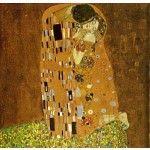 Gustav Klimt - kiss
