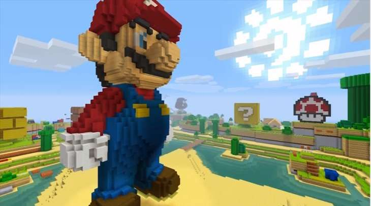 Conoce sobre Super Mario llegar a la versin de Minecraft para