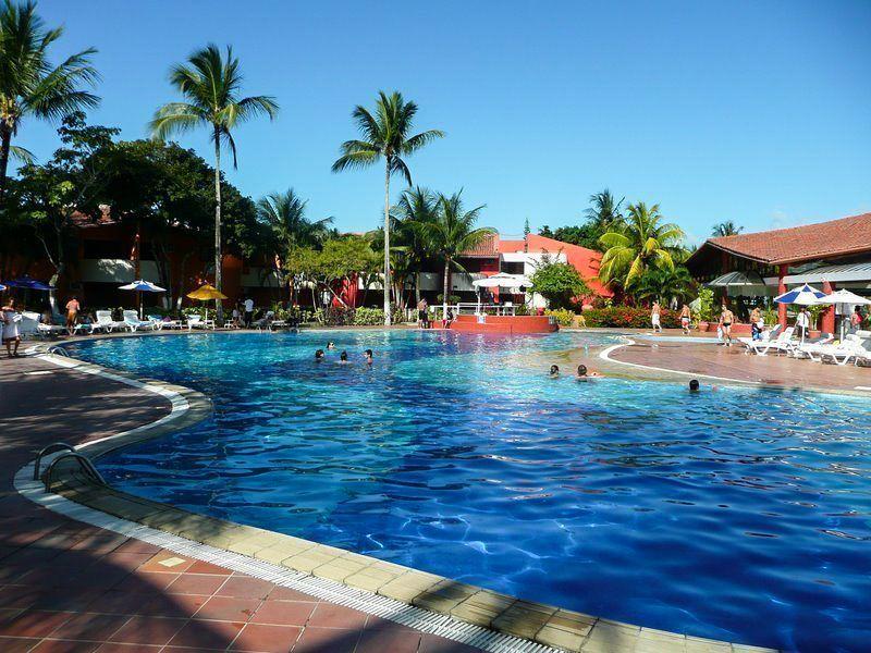 Hotel Villaggio Arcobaleno Porto Seguro Ba Brazil