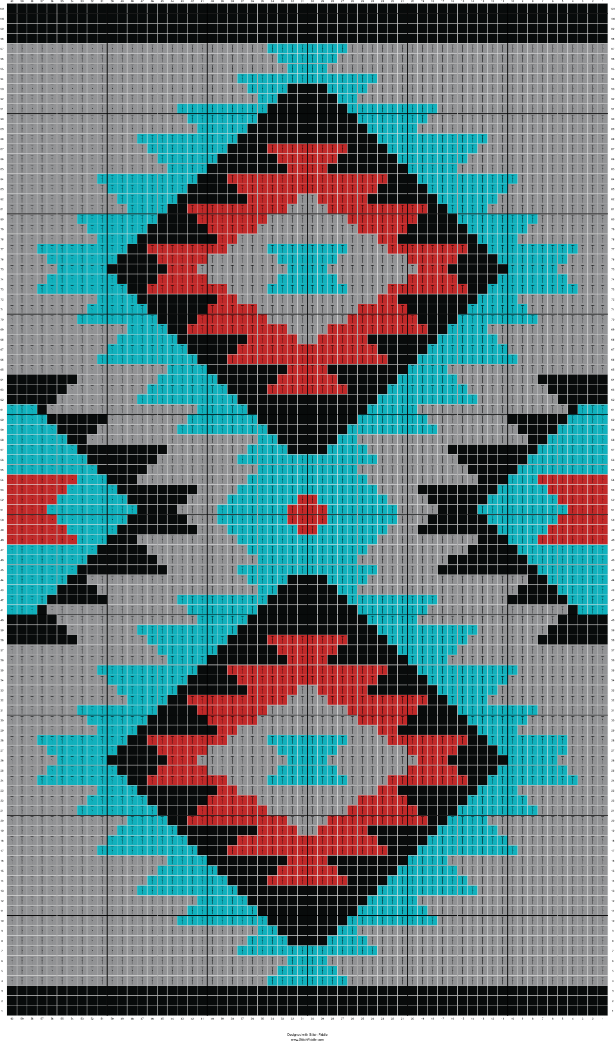 20 C2c Crochet Chart Maker Pictures And Ideas On Meta Networks