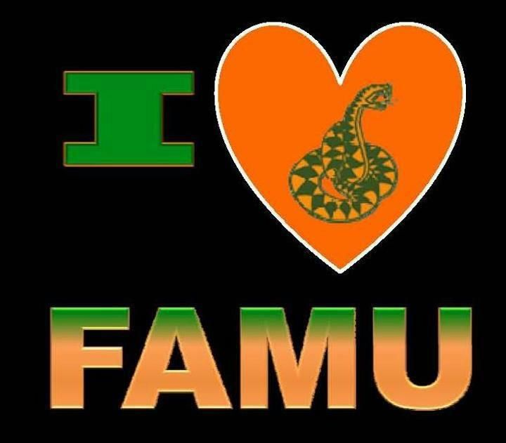I Love Famu Famu Historically Black Colleges And Universities School Spirit