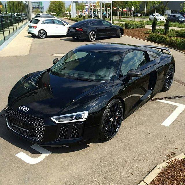 Audi R Tdi Le Mans V Concept The Torque Monster