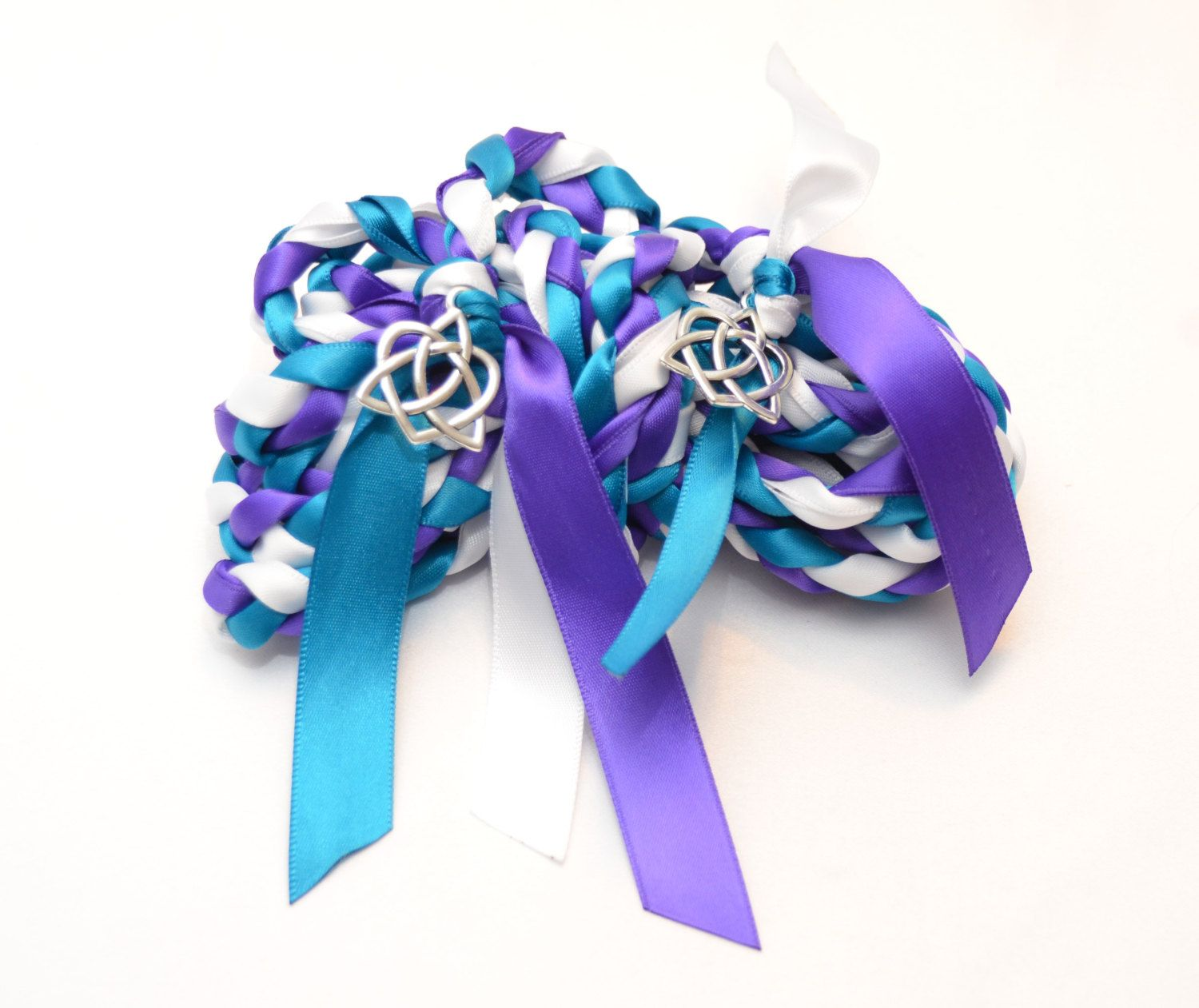 Celtic Triquetra Heart Knot Wedding Hand Fasting/ Binding 6ft Cord ...