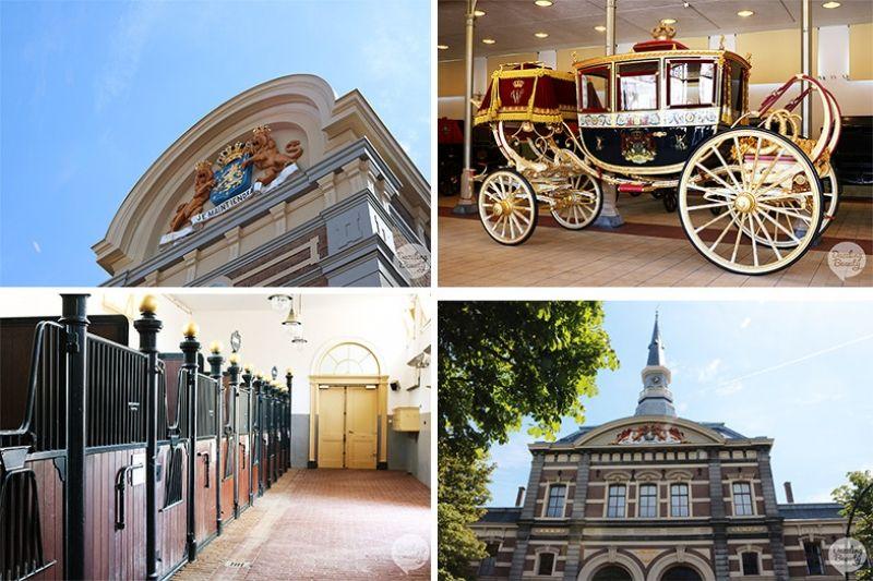 De Koninklijke Stallen in Den Haag