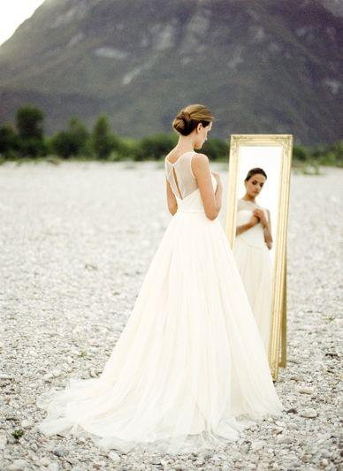 Wedding inspiration for inspired brides - modern yet romantic ...