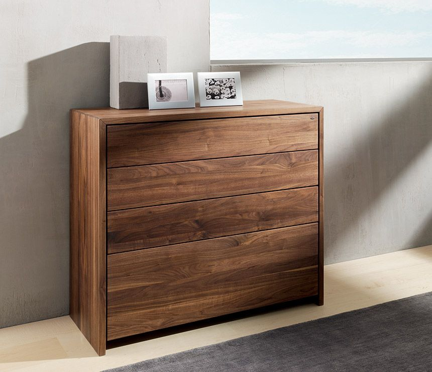 Great Modern Solid Wood Bedroom Cabinets Lunetto | Dressers And Drawers |  Pinterest | Wood Bedroom, Solid Wood And Bedrooms