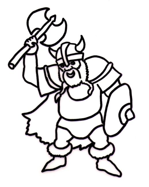 viking children coloring pages the minnesota vikings logo the