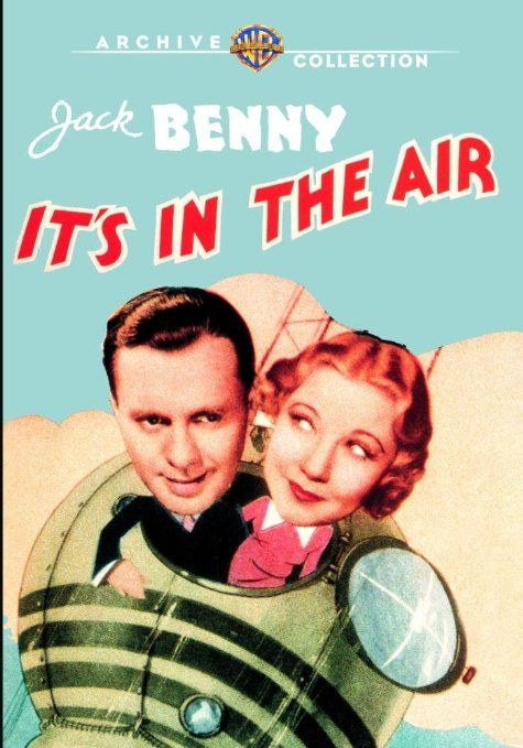 It's in the Air - DVD-R (Warner Archive On Demand Region 1