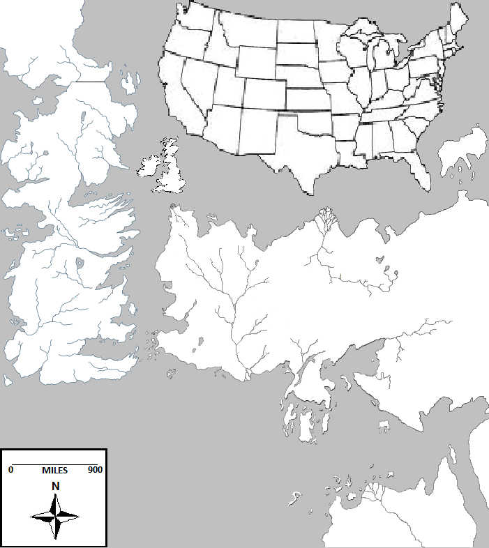 Game of thrones world size comparison game of thrones pinterest game of thrones world size comparison gumiabroncs