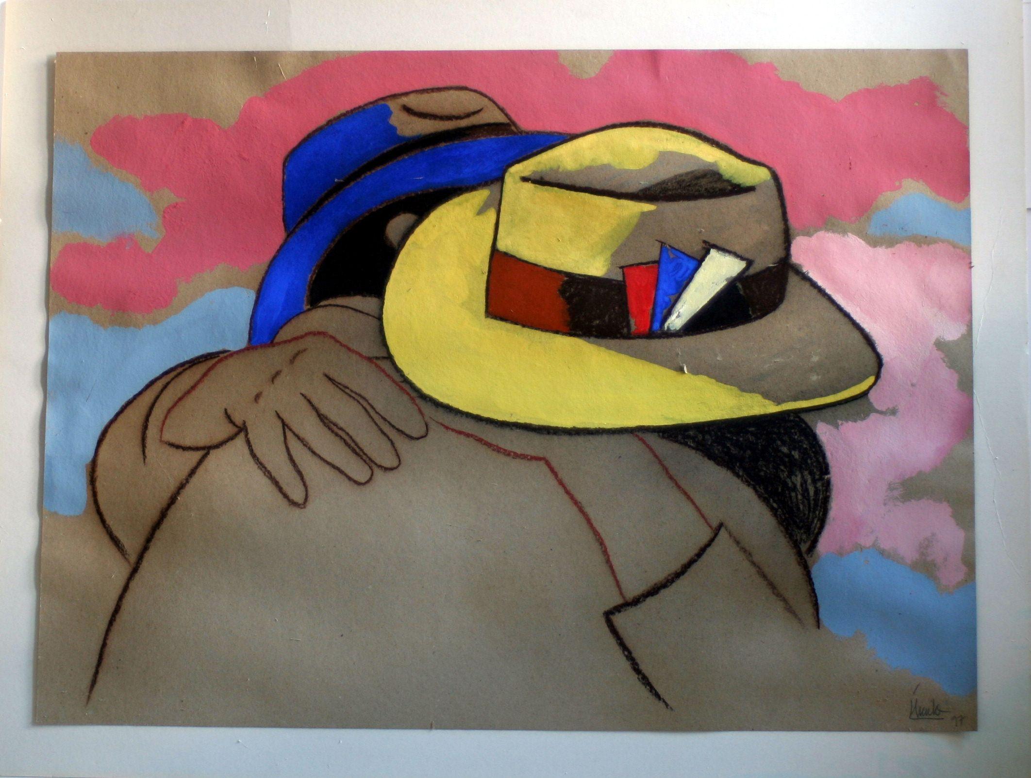 La figura del viajero Eduardo Úrculo es un pintor español. Su obra ...