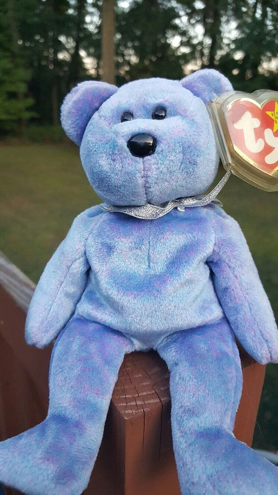 a25a17d6a86 Ty Beanie Baby - CLUBBY II - Collectibles