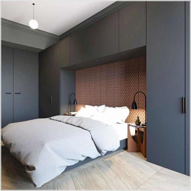 40 Effective And Clever Bedroom Storage Ideas Page 37 Of 40 Amenagement Chambre A Coucher Chambre Moderne