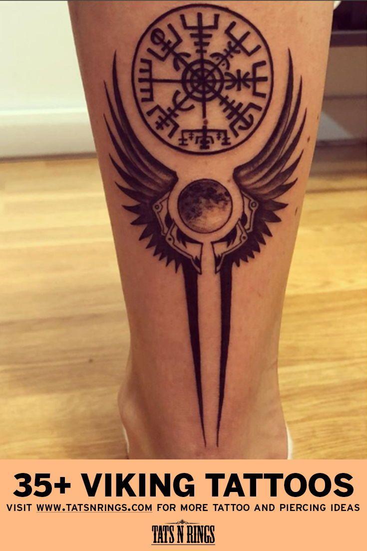 35 Viking Tattoo Designs And Inspirations Tattoo Viking Tattoos