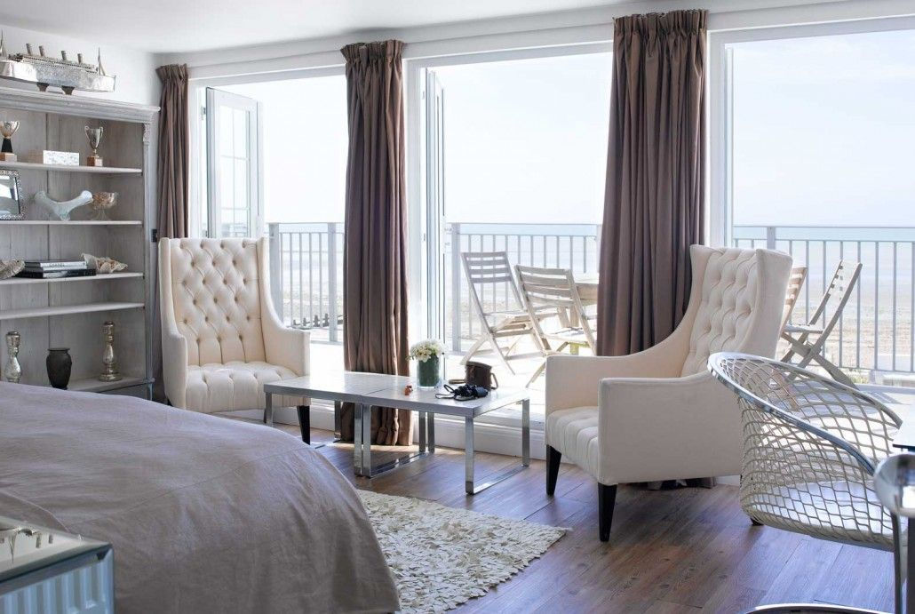Ralph lauren style white bedroom overlooking with balcony the beach ralph lauren style white bedroom overlooking with balcony the beach and the sea at new england sisterspd
