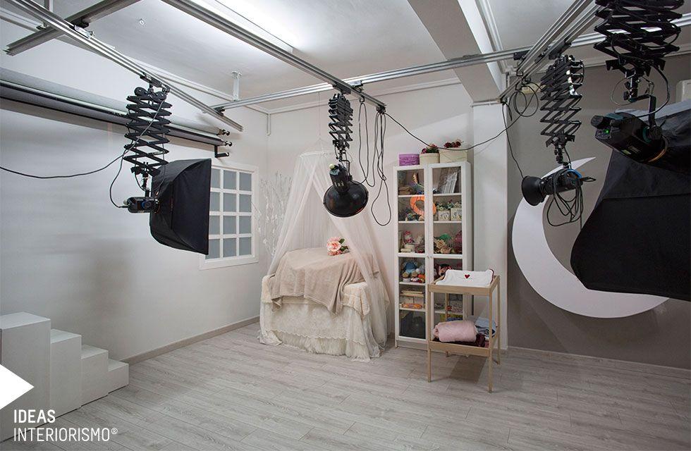 Estudio fotogr fico decoraci n de interiores en valencia for Decoracion de estudios modernos