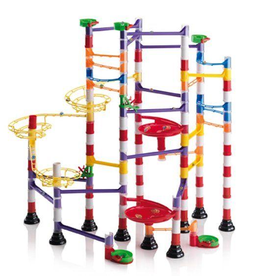 Amazon.com: Quercetti Super Marble Run Vortis, 224Pieces: Toys & Games