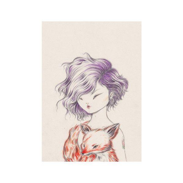 The Work of Violeta Hernandez ❤ liked on Polyvore