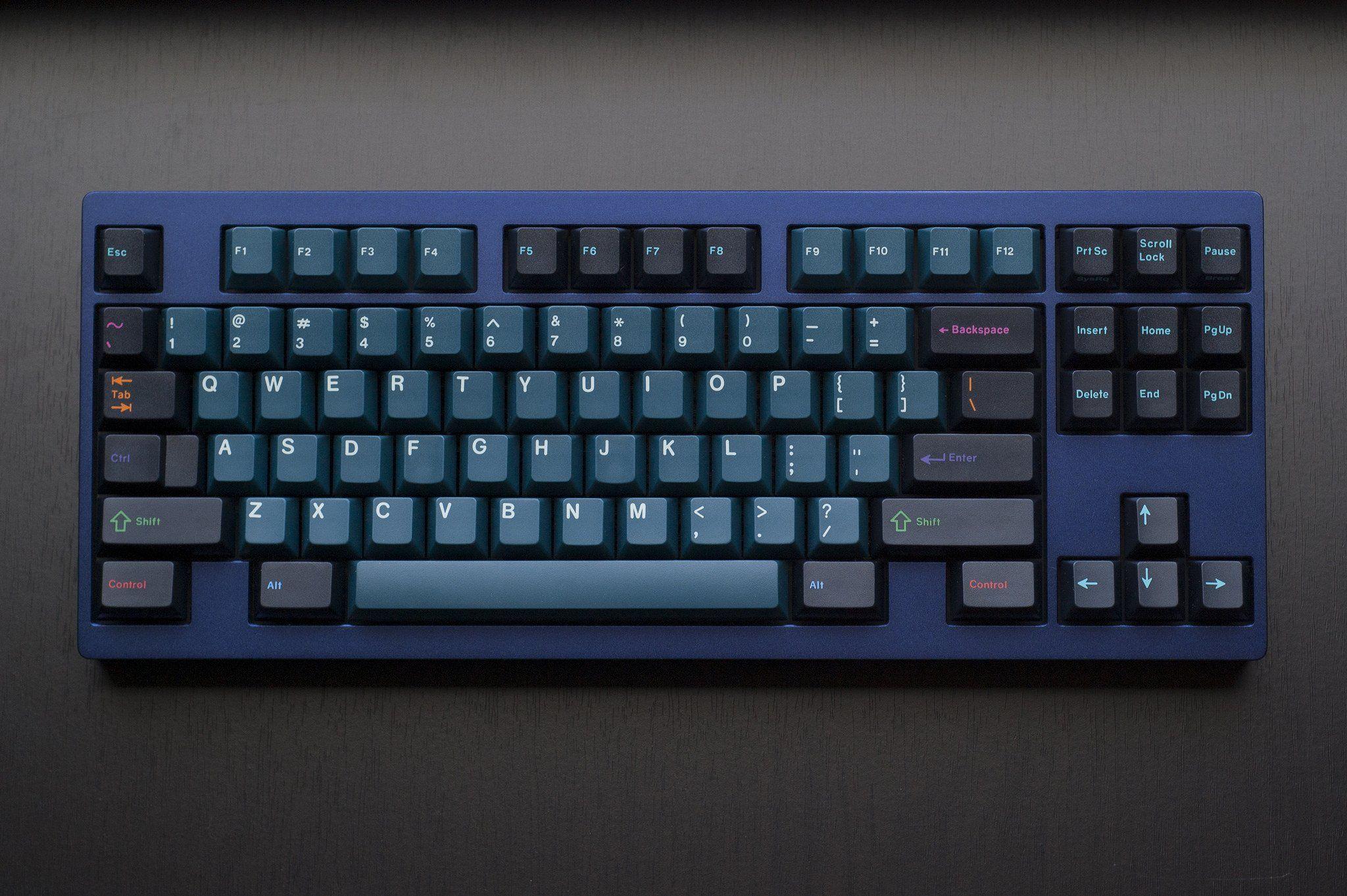 r/MechanicalKeyboards - Solarized Dark x Keycult