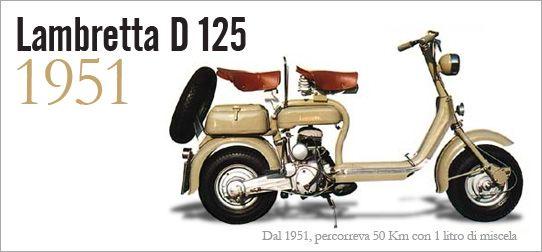 Lambretta Model D
