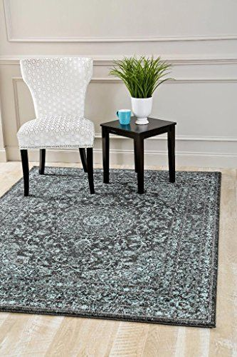 3212 Distressed Black Blue 7 10x10 6 Area Rug Carpet Larg Https Www Amazon Com Dp B07382hp1s Ref Cm Sw R P Area Rugs Rugs On Carpet Contemporary Area Rugs