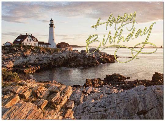 Lighthouse A Birthday Wish Pinterest Birthday