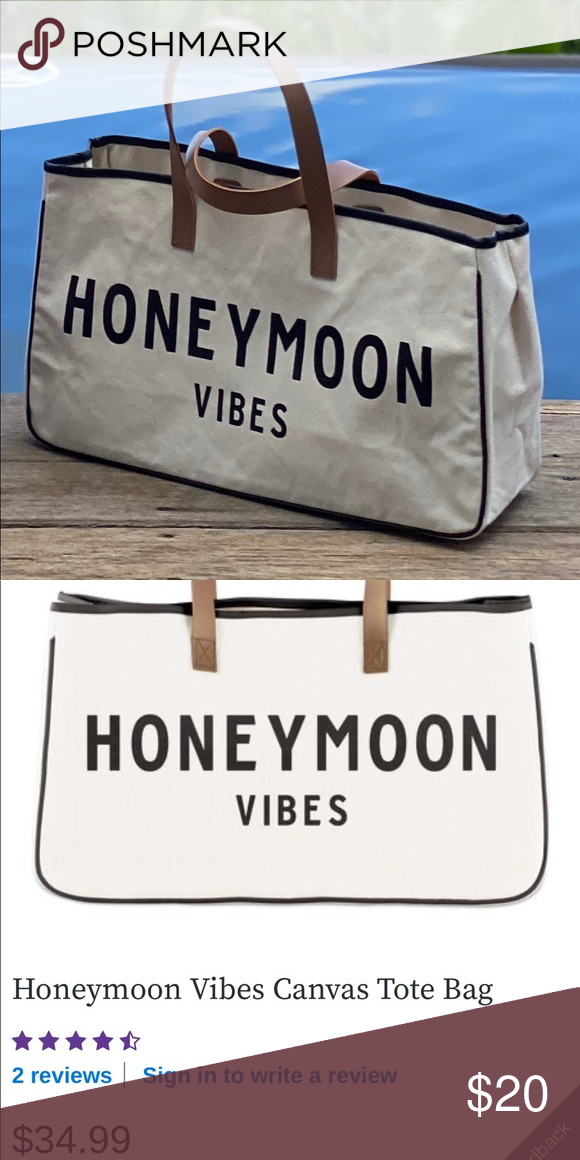 Honeymoon Vibes Tote Honeymoon Vibes beach bag with plenty of room to store all your beach/pool needs Hallmark Bags Travel Bags #beachhoneymoonclothes