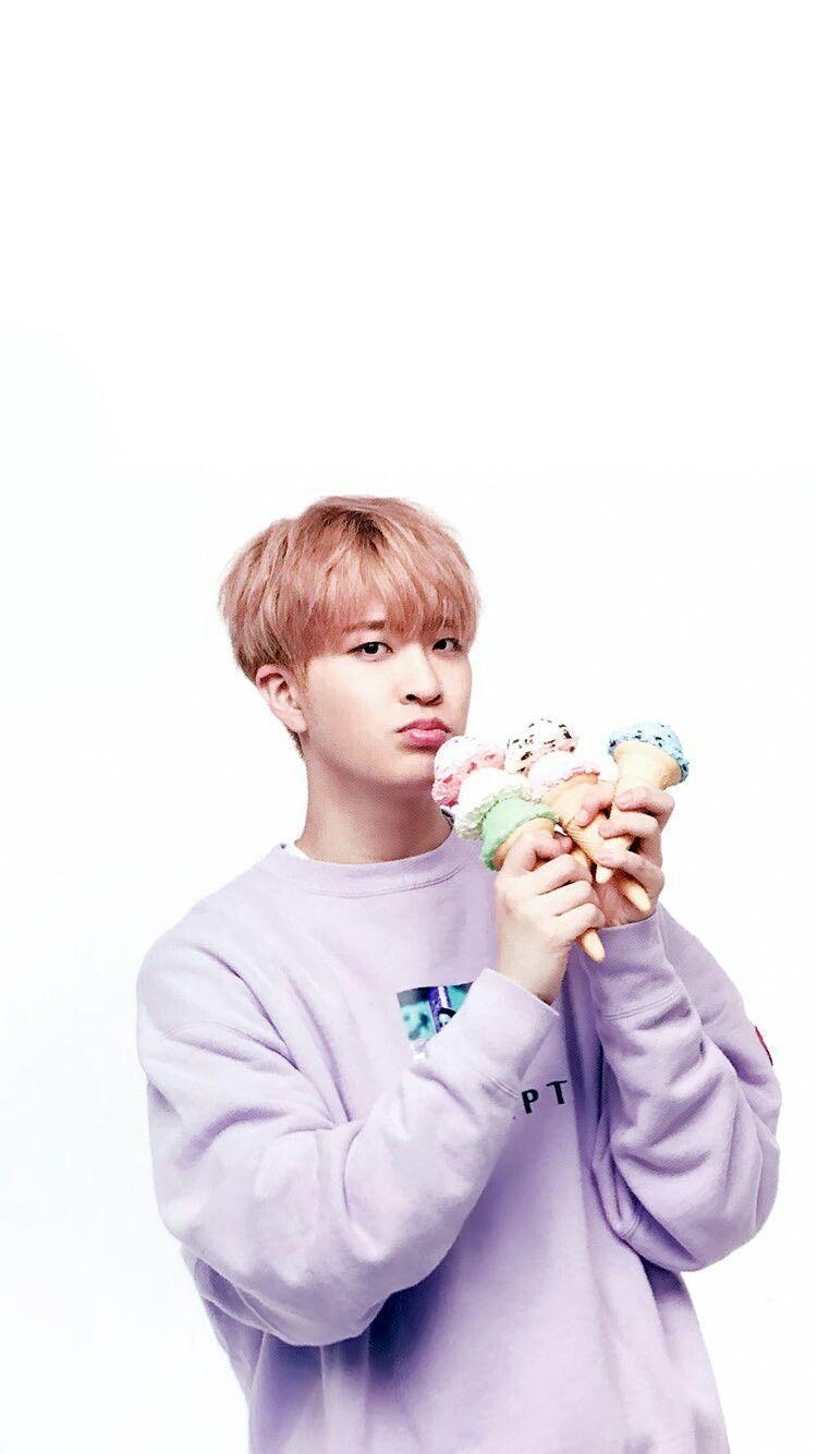 Ele nem gosta de sorvete mas...
