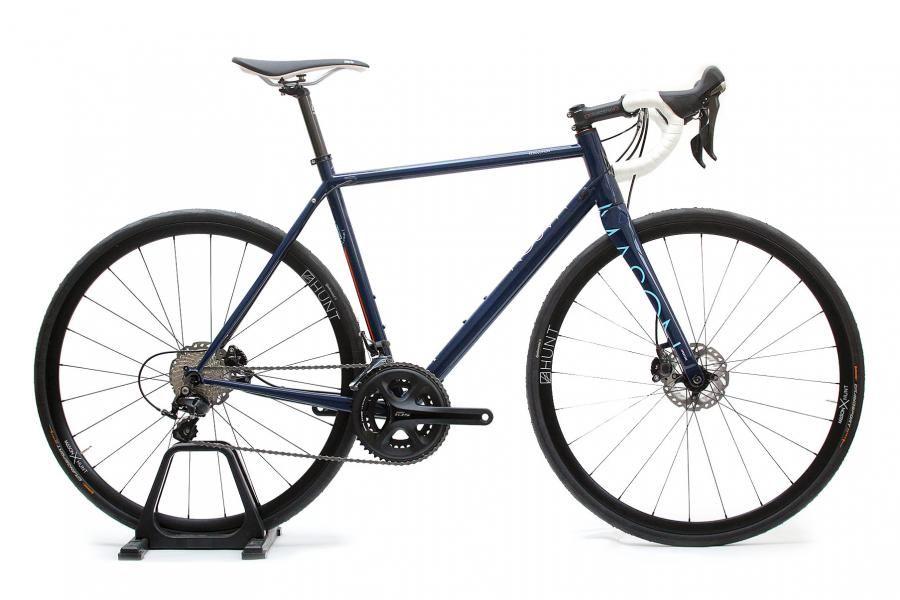 Mason Resolution 105 Hydro Bike Flat Bar Road Bike Bicycle
