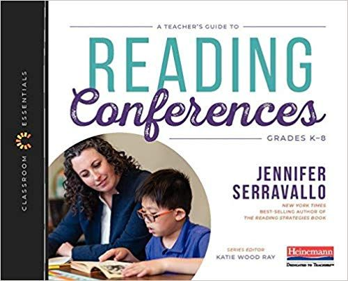 A teacher's guide to reading conferences  (2019)  by Jennifer