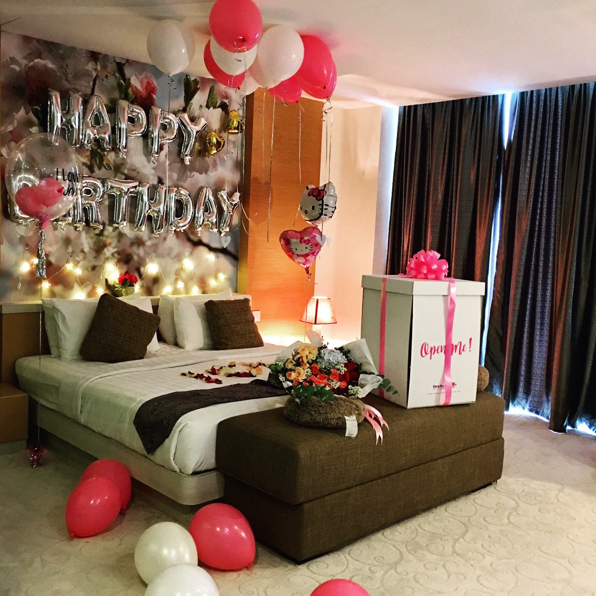 Wedding Gift Ideas For Best Friend Girl: Romantic Birthday, Birthday Room