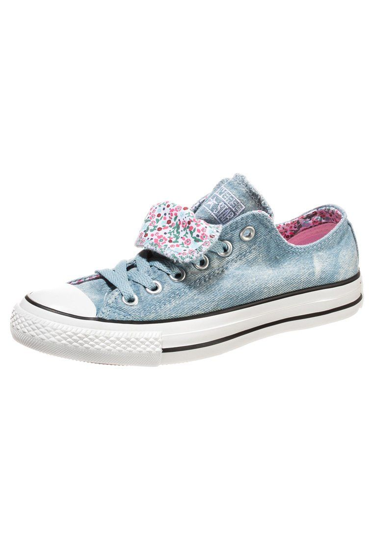 UK Online - Sp Denim Converse Ox Sneakers Unisex Bass Blue