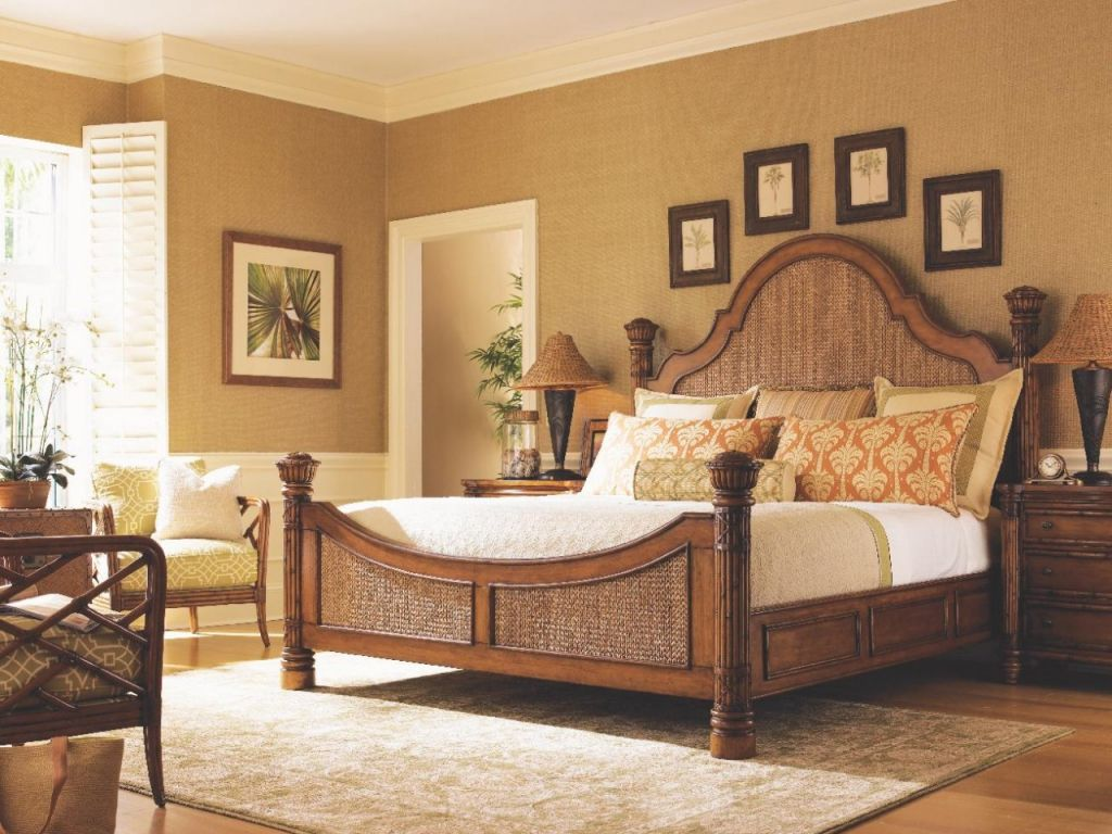 Tropical Bedroom Furniture Sets Interior Paint Colors For