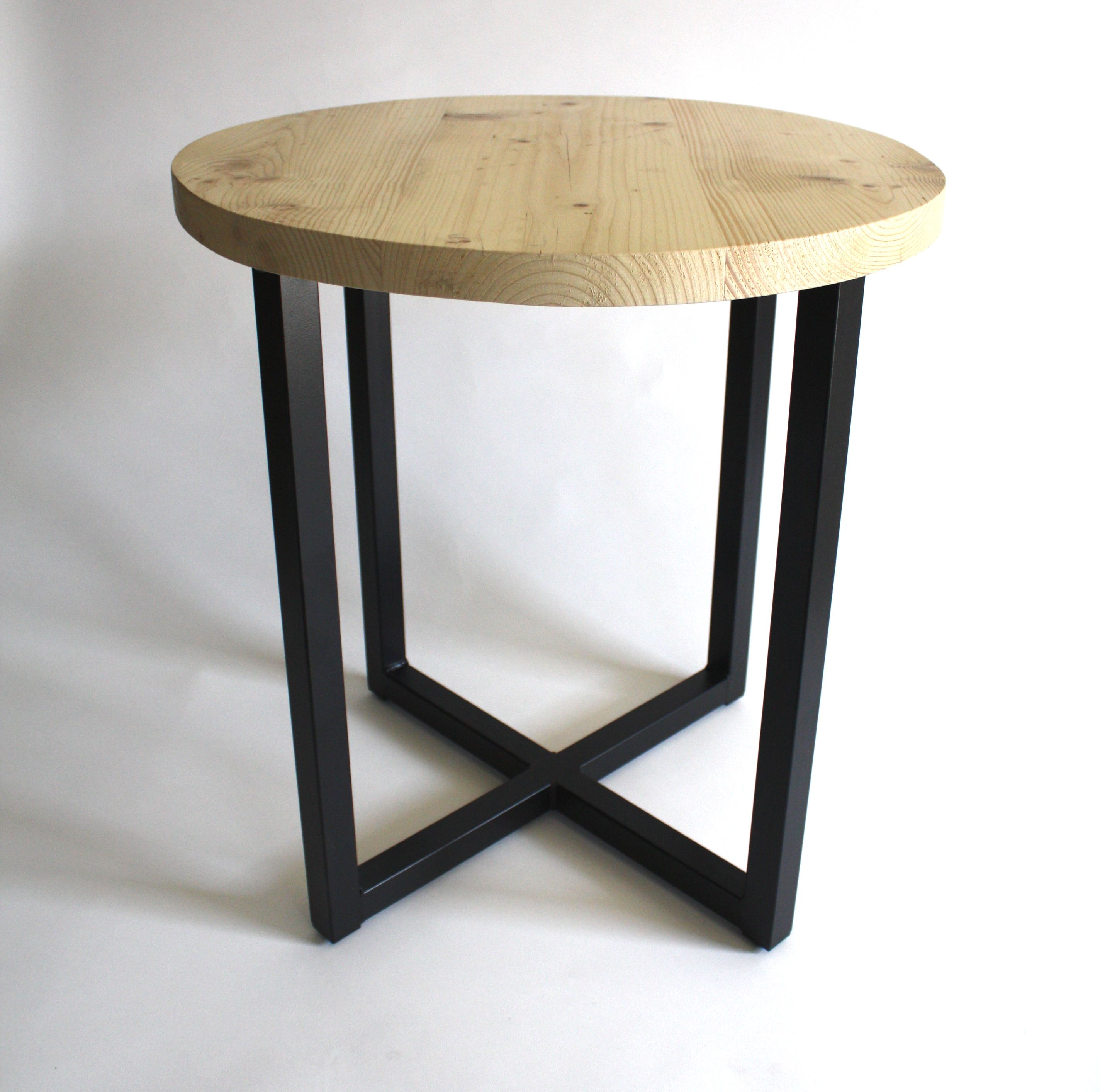 Simple Design Makes This Small Table Big On Statement The Banco