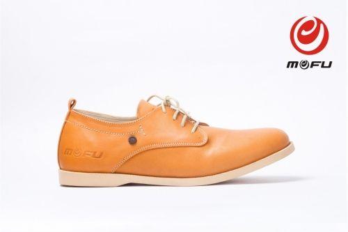 Mofu Casual Menghadirkan Sepatu Kulit Casual Boot Pria Online