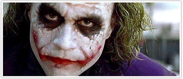 The Joker as seen in \