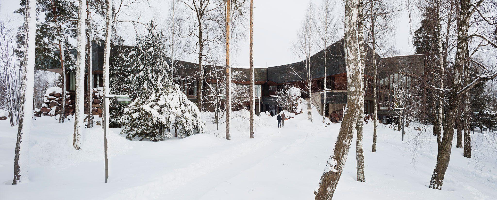 Renovation of an extraordinary building. Aalto University Main Building by ALA Architects ...