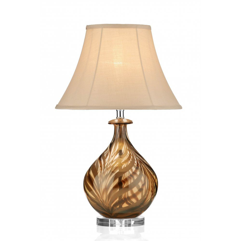 General classic table lamps tn173 home directory for the dar dar tiger 1 light modern table lamp tiger print with brown shade dar from ocean lighting uk geotapseo Image collections